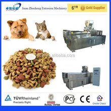 2012 Best seller wide output range automatically pet food machine