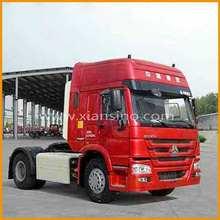 howo mini 4x2 tractor truck
