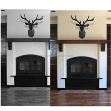 handmade deer head hanging wall decoration with European Style with factory price