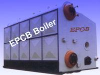 Double Drum Gas Boiler