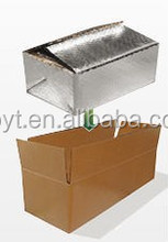 Food Industrial Use and Paper,Paper corrugated Material seafood packing box