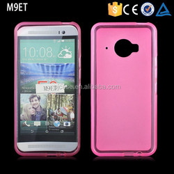 Soft tpu gel cover for HTC One M9ET,for HTC One M9ET tpu case