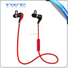 mobile phone accessories factory in china small stereo bluetooth headset, 4.1 earhook wireless sport bluetooth headset with mic