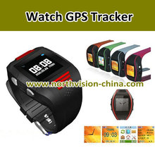sos call personal gps trackers in watch style, free IE tracking system