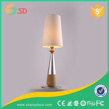 SHANGDA High Class Super Thin Aluminum Wood body desk light wood table light