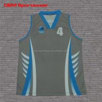 Wholesale 2014 new design team set basketball uniform