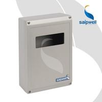 IP67 IP66 waterproof Aluminum box aluminium enclosure for electrical industry with plastic window