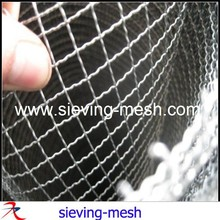 de aceroinoxidable tamizado prensado de alambre de compensación