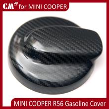 For Mini Cooper R56 Carbon Fiber Gasoline Cover
