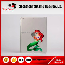 Cute cartoon character tablet pc case for ipad 2/3/4/5/6