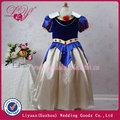 Hermoso vestidos de flores niña para niños de 7 años