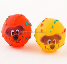 Natural Latex Rubber Toy/Rubber Pet Toy/Squeaky Natural Rubber Dog Toys for Dog