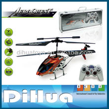 Hot Sell 3 Channel Controlled Alloy Series RC Helicopter