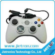 Game accessories for xbox360 controller, for xbox 360 wired controller