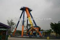 2015 Theme park rides big pendulum,gyro swing ride,playground rides