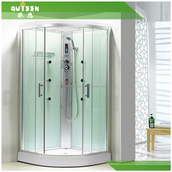 Shower Enclosure/ shower cabin with shower tray, shower base and shower wall liner/ Australia standard shower room