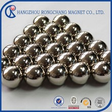 Super permanent small ball shaped magnets with ball shape,magnet ball