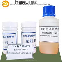Petroleum Blockage Remover Chemical Crosslinked Gel