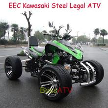 Chain Driven EEC SPY 250CC Racing ATV Quad with LED Turn Light