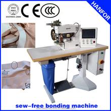 shanghai hanfor seamless intimates underwear ladies nylon full briefs welding machine