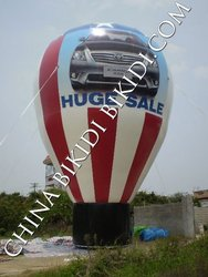 Giant Advertising Inflatables, Hot Air Balloon Shaped Inflatables K2019