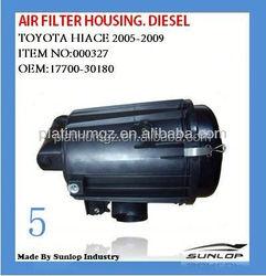 Hiace body part #000327 Air Filter Housing Diesel for hiace van ,kdh200