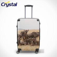 Cute School Luggage, Zipper Hard-Shell ABS+PC Carry-on Type travel Luggage Sets/Business Travle Luggage/Suitcase/Backpack/Bags