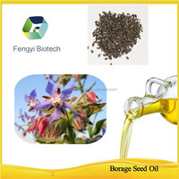 Biological cosmetic raw materials--100% pure Borage seed oil