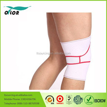 Knee Sleeves Compression - Men & Women Basketball, white
