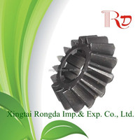 Agriculture Machinery Spare Parts MTZ hobbing steel pinion gear