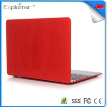 Top level top sell back laptop hard skin cover for macbook