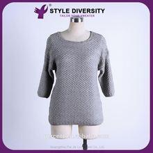 Luxury Quality Soft Fancy Design Stripe Sweater Pullover