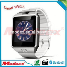 new arrival promotion MTK6260-A bluetooth watch mp3 player