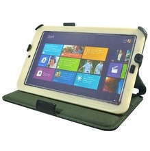 Leather case for Acer W3