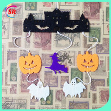 Halloween christmas new year decoration handmade fabric felt craft