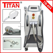 Hot sale!!! Multi-function laser and IPL 2 in 1 machine for salons