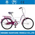 22 polegadas dez elevado frame de aço da bicicleta gb3053/vintage moto senhoras/single speed