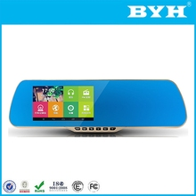 electronic rearview mirror vehicle traveling data recorder