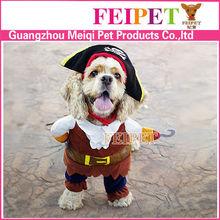 Latest design S, M, L pirate cosplay costume dog