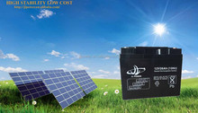 12v38ah solar power storage battery, Maintenance free long life battery.