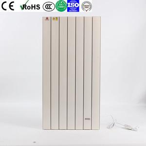 Versão vertical 1900 W wall-montado infravermelho FIR aquecedor de ambiente elétrico