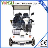 Environmental protection safe magic wheel scooter
