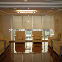 Window Manual Roller Blinds for office