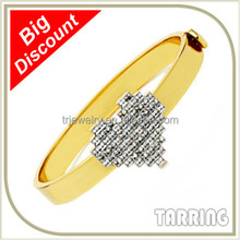 2015 new products bracelets bangles and professional stainless steel jewelry manufacturer