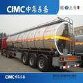 Tanque de combustible, aleación de aluminio tanque de remolque