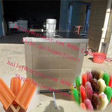 factory price and manufacturer popsicle forming machine