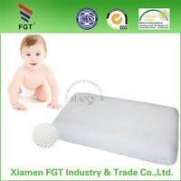 100% Cotton Embroidered Baby Pillow
