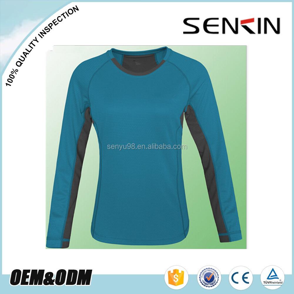 Womens fashion design promotional t shirts bulk buy long for Bulk t shirts with logo
