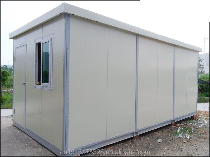 Tropical Kit Container House Prefabricated Container House