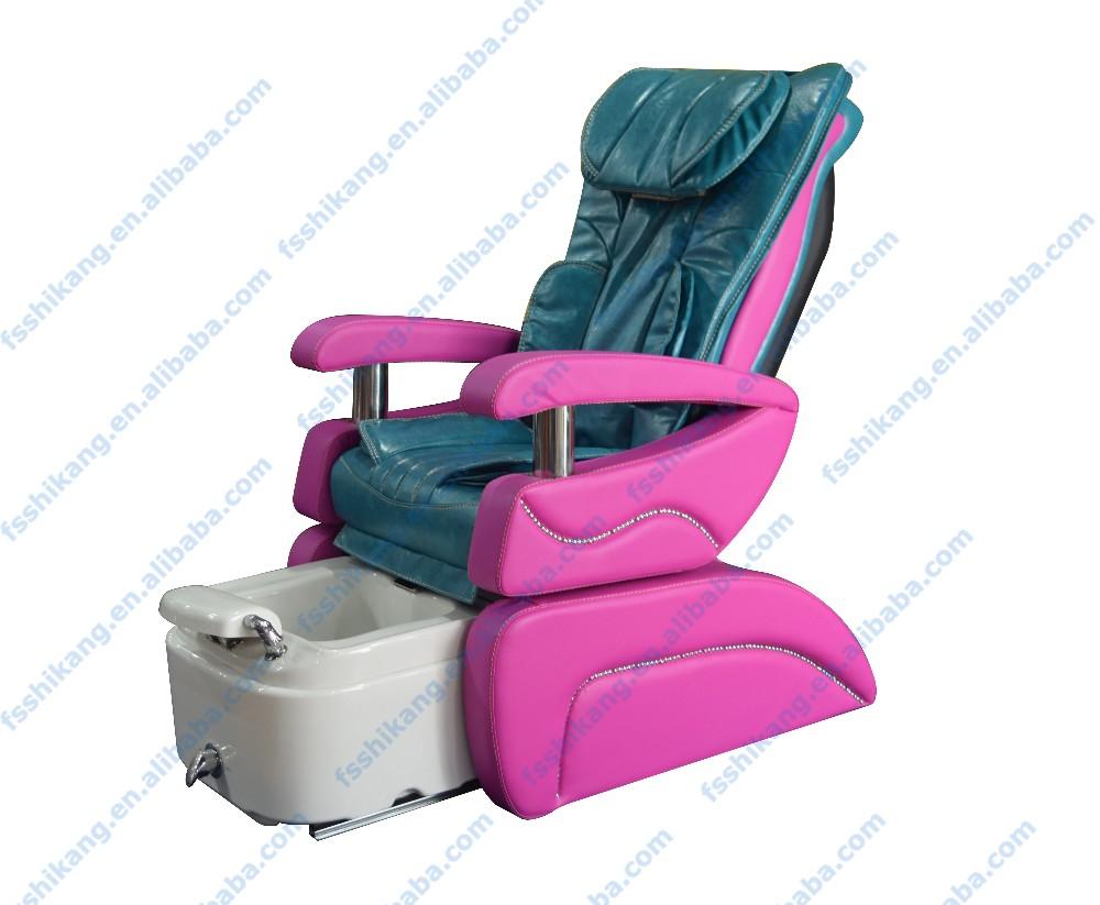 ShiKang new product pipeless spa pedicure chair no ...
